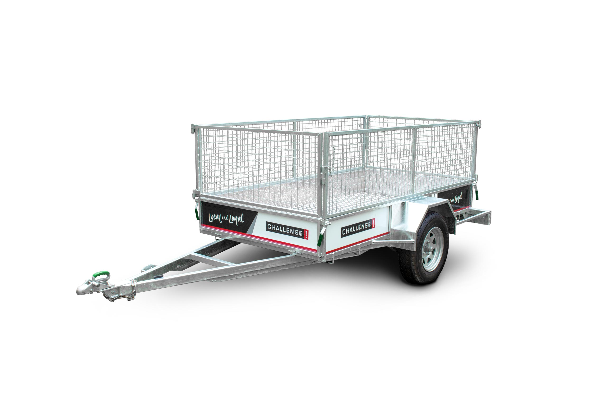 Mike Deane Motors - Omokoroa Automotive Specialists - Caged Trailer Hire